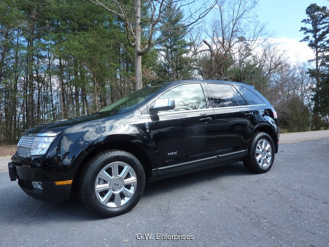 2008 Lincoln MKX AWD 6-Speed Automatic