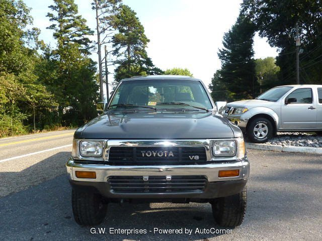 1991 Toyota 4WD Pickups