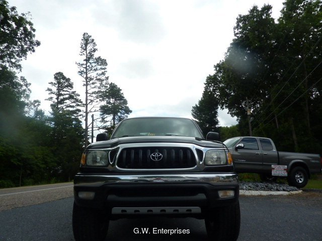 2004 Toyota Tacoma Double Cab V6 4WD 4-Speed Automatic
