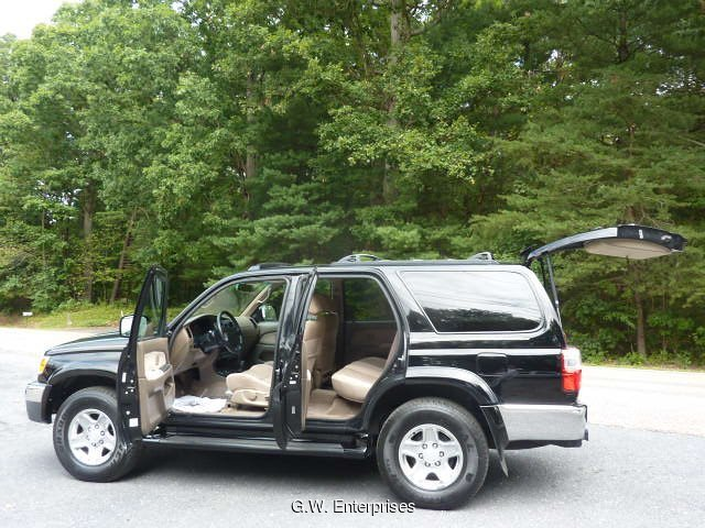2002 Toyota 4Runner SR5 4WD 4-Speed Automatic