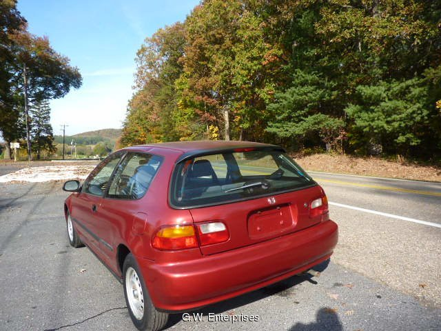 1993 Honda Civic DX hatchback 4-Speed Automatic
