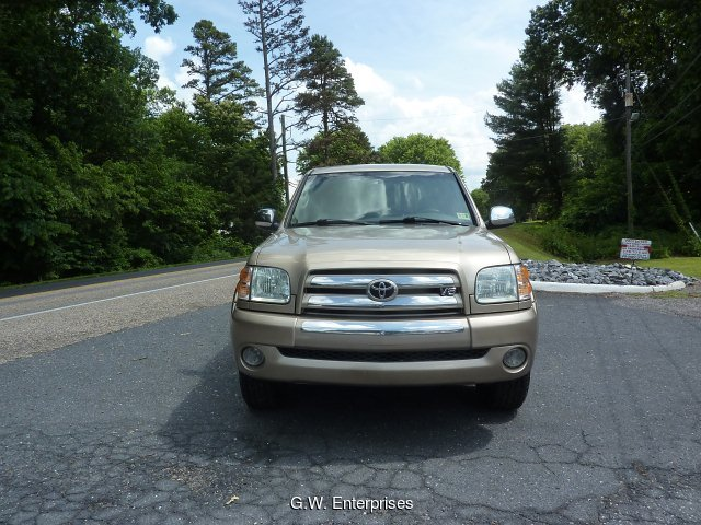 2004 Toyota Tundra SR5 Double Cab 4WD 4-Speed Automatic